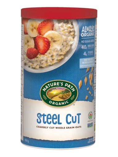 Picture of Steel Cut Oats Organic, Nature's Path