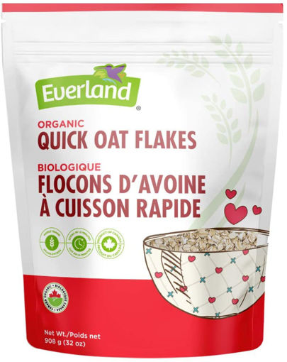 Picture of Oat Flakes Organic, Everland